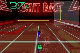 UPDATE: LightBike (iPhone/iPod Touch)