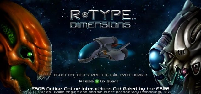 Review: R-Type Dimensions (XBLA)